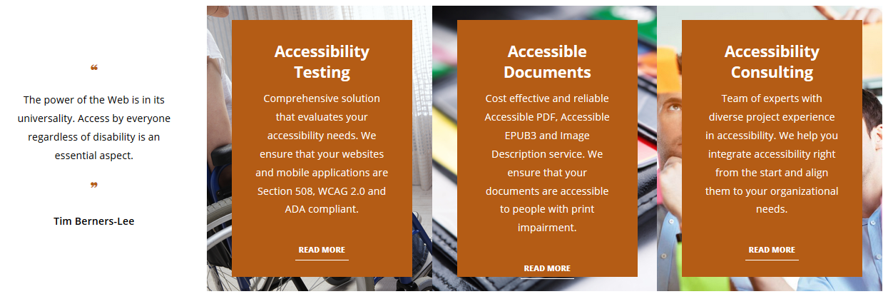 Meeting Colour contrast with a difference - Web Accessibility ...