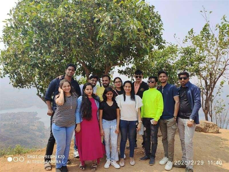 Panchgani View Point