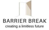 BarrierBreak - creating a limitless future logo